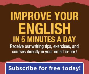 Subscribe to DailyWritingTips